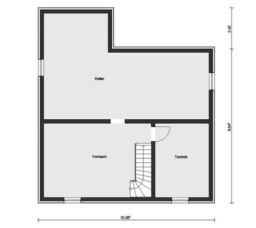 Schwörer- E20-164.3 Floorplan 3
