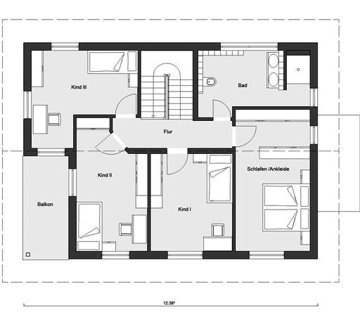 Schwörer - E20-172.2 Floorplan 2