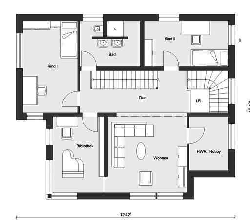 Schwörer - E20-189.3 Floorplan 2