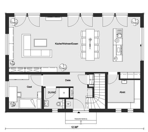 Schwörer - E20-196.2 Floorplan 1