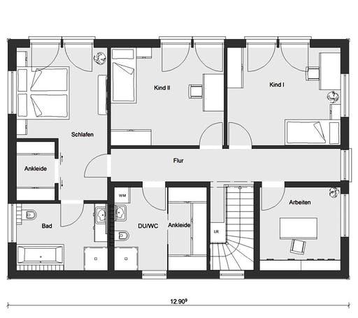 Schwörer - E20-196.2 Floorplan 2