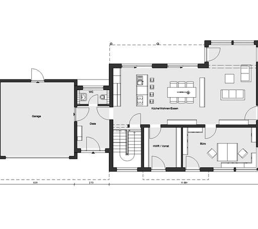 Schwörer - E20-198.1 Floorplan 1