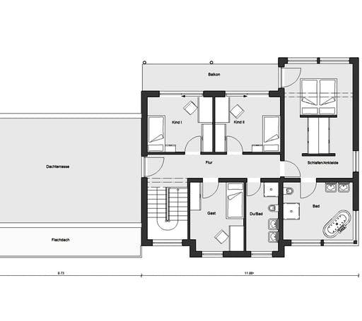 Schwörer - E20-198.1 Floorplan 2