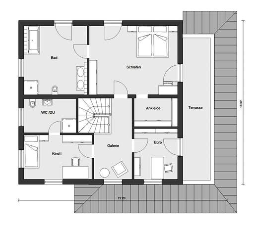 Schwörer - E20-204.1 Floorplan 2