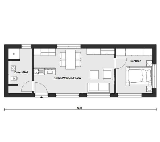 Schwörer - Ff10-043.5 Floorplan 1
