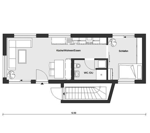 Schwörer - F10-043.7 Floorplan 1