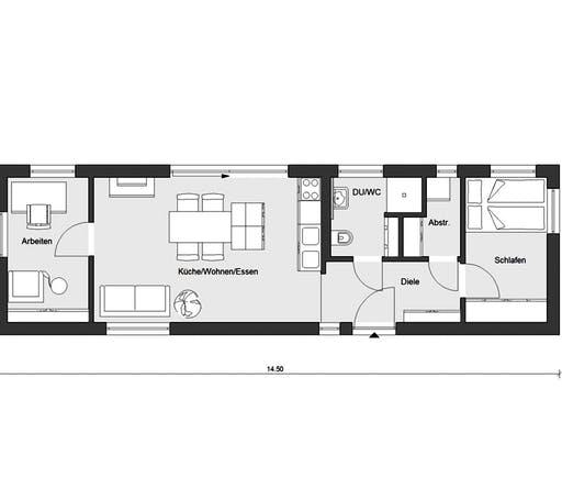 Schwörer - F10-049.10 Floorplan 1