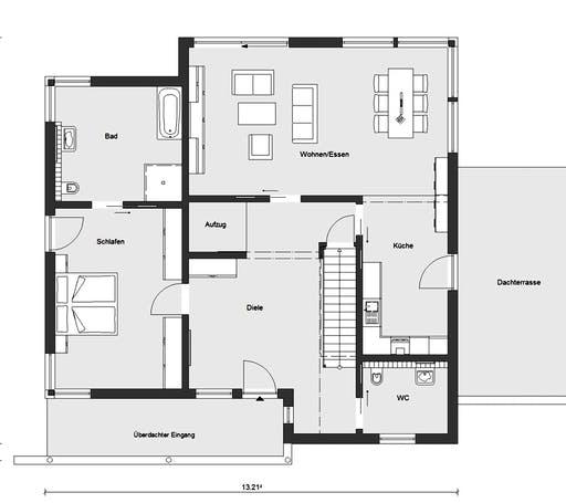Schwörer - M20-272.1 Floorplan 1