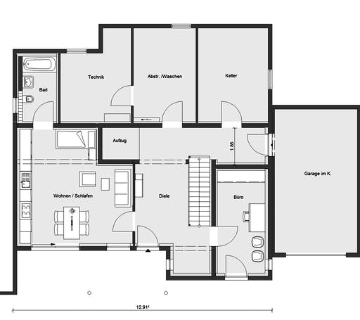 Schwörer - M20-272.1 Floorplan 3