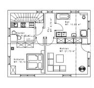 SD121-2F Grundriss