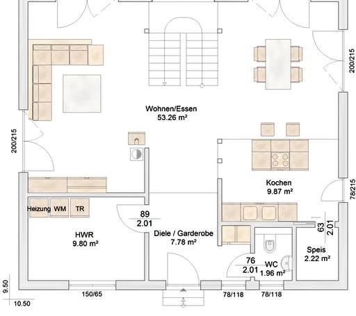 Sennfeld Floorplan 1