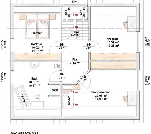 Sennfeld Floorplan 2