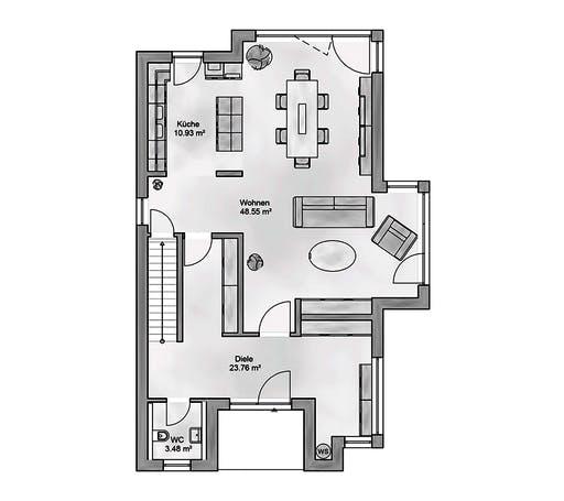 Aurea - Sententia Floorplan 1