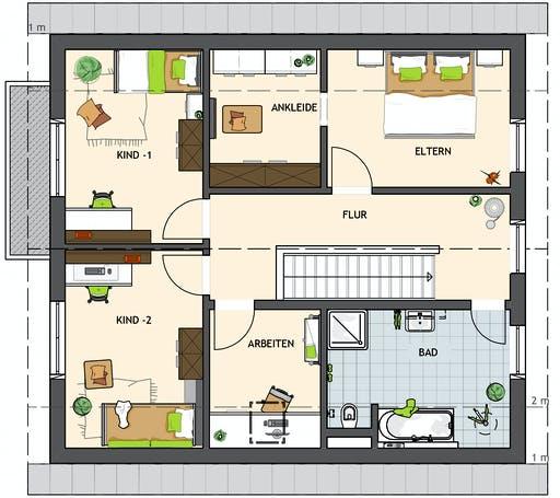 Sento 400 Floorplan 2