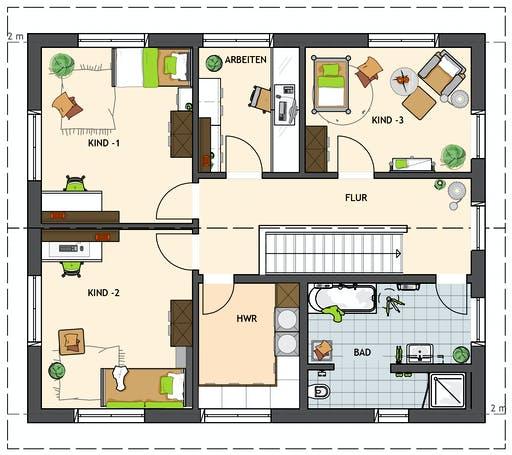 Sento 502 Floorplan 2