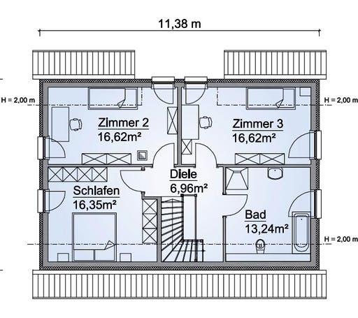 SH 142 D FS Floorplan 2