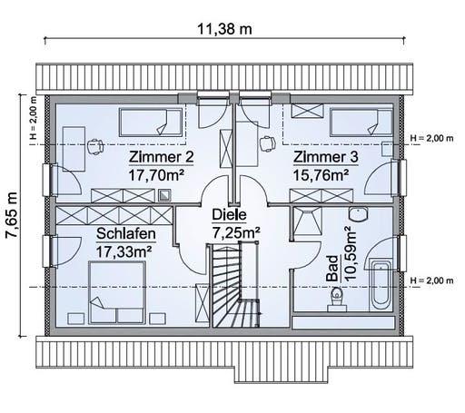 SH 154 Variante D Floorplan 2