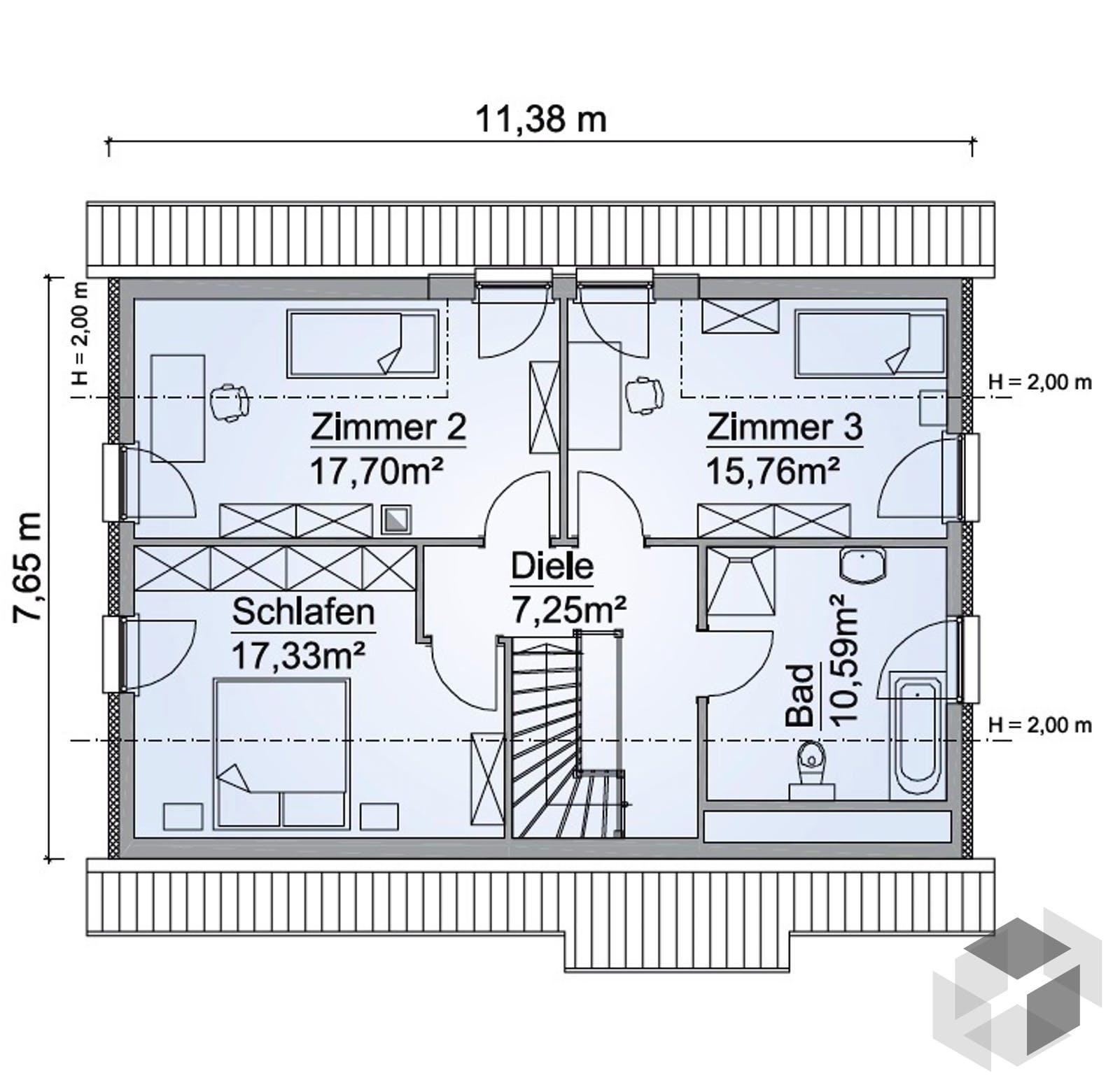 sh 154 var d von scanhaus marlow komplette. Black Bedroom Furniture Sets. Home Design Ideas