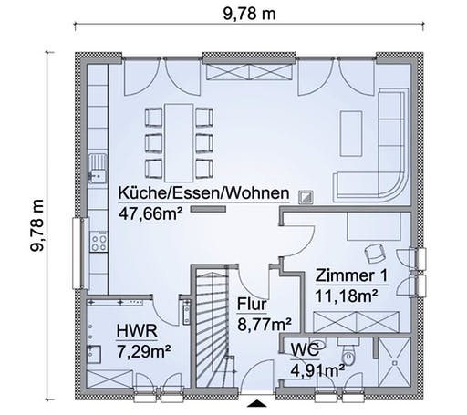 SH 155 S Variante B Floorplan 3