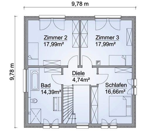 SH 155 S Variante B Floorplan 4