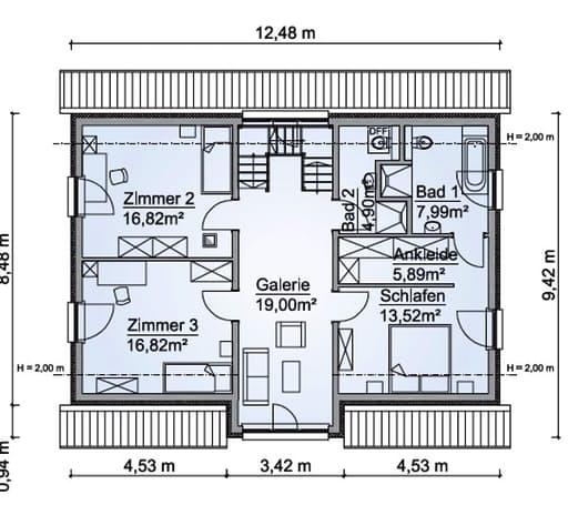 SH 180 D Floorplan 2