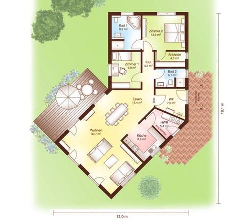Silkeborg Floorplan 1