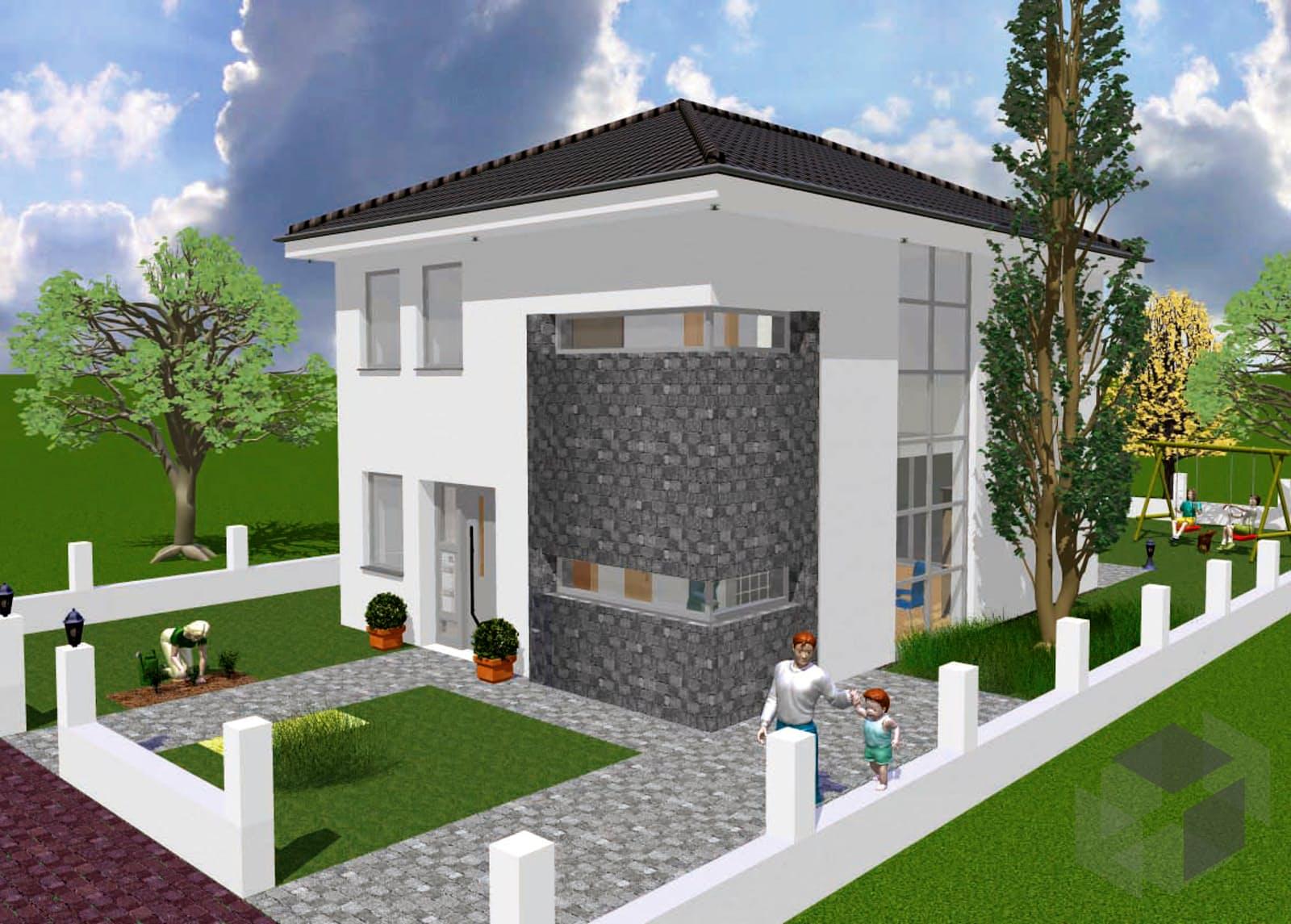 Schlüsselfertige Massivhäuser bis 150.000€ - Häuser Preise ... size: 1600 x 1145 post ID: 3 File size: 0 B