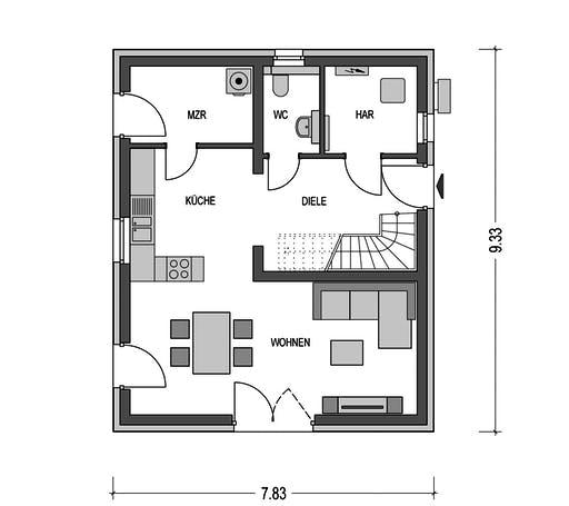 Sistig - Alto 300 Floorplan 1