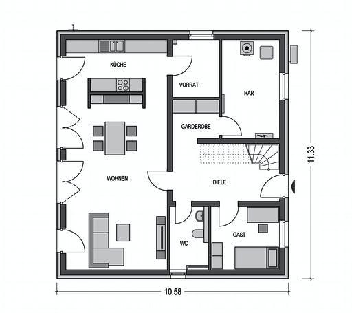 Sistig - Alto F11 Floorplan 1