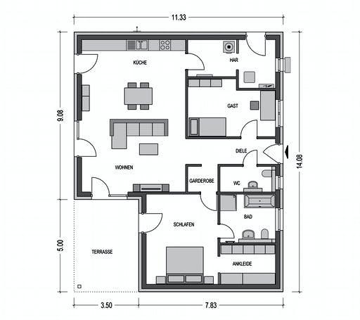 Sistig - Cumulus 960 Floorplan 3