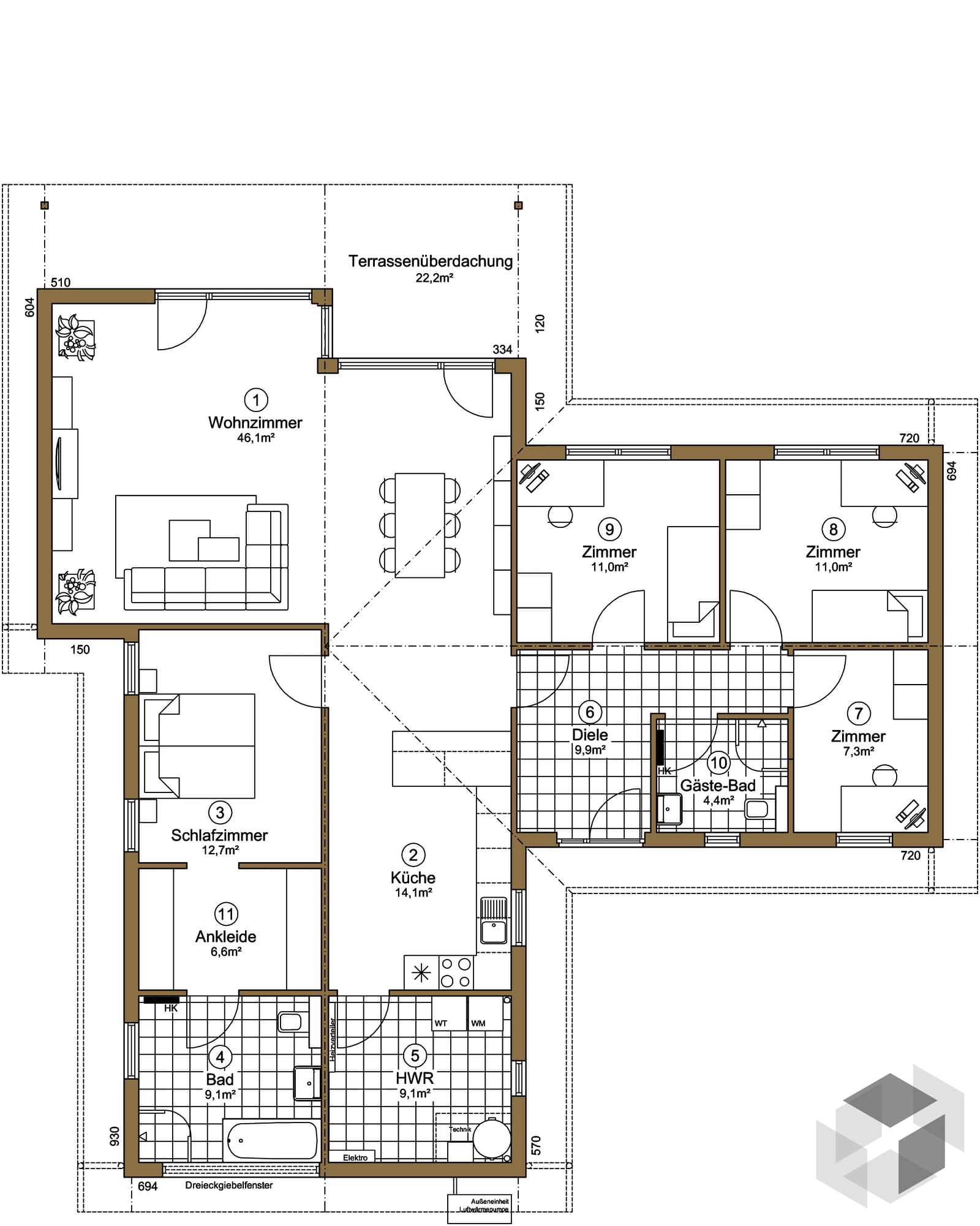 musholm 141 22 inactive von ebk haus komplette daten bersicht. Black Bedroom Furniture Sets. Home Design Ideas
