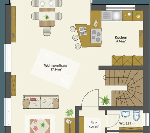 SMART A - Flachdach floor_plans 1