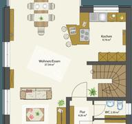 SMART A - Pultdach floor_plans 1