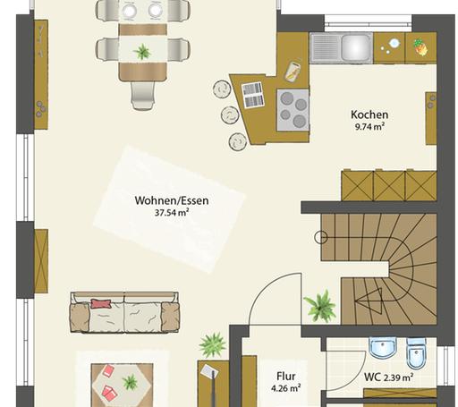 SMART A - Pultdach floor_plans 1