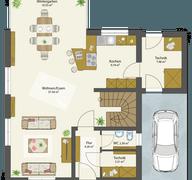 SMART A - Pultdach floor_plans 2