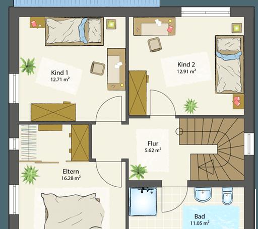 SMART A - Walmdach floor_plans 0