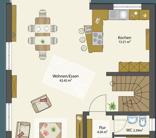 SMART B - Flachdach floor_plans 1