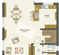 SMART B - Satteldach floor_plans 1
