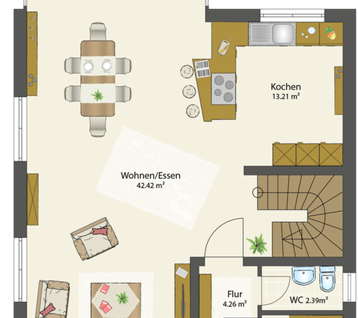 SMART B - Satteldach floor_plans 1