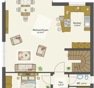 SMART C - Pultdach floor_plans 1