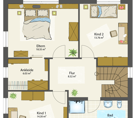 SMART C - Walmdach floor_plans 0