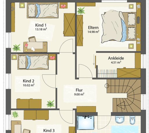SMART D - Pultdach floor_plans 0