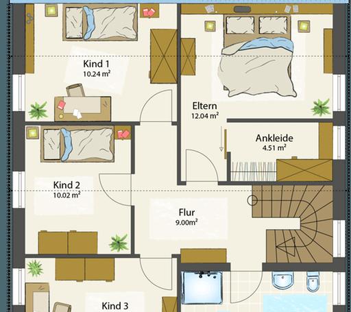 SMART D - Satteldach floor_plans 0