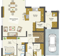 SMART D - Satteldach floor_plans 2