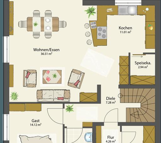 SMART E - Flachdach floor_plans 1