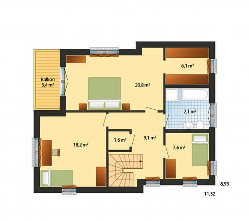 Solitüde floorplan 02