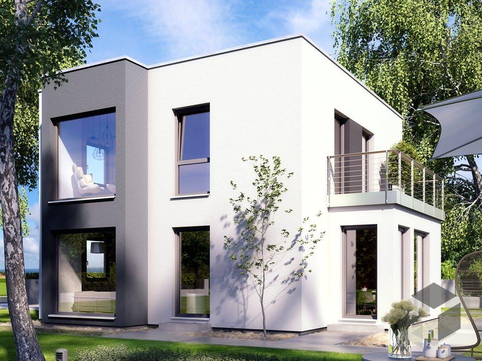 SOLUTION 106 V10 (out) von Living Haus Außenansicht