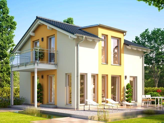 Ausbauhaus Fertighaus Bis 100000 Euro Fertighausde