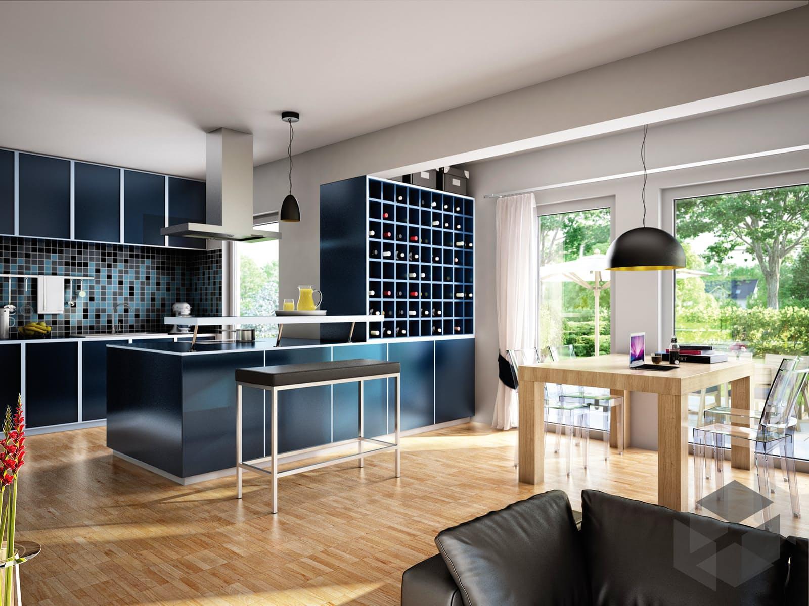 solution 106 v8 von living haus komplette daten bersicht. Black Bedroom Furniture Sets. Home Design Ideas