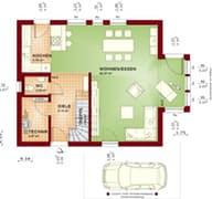 Solution 124 V5 Grundriss